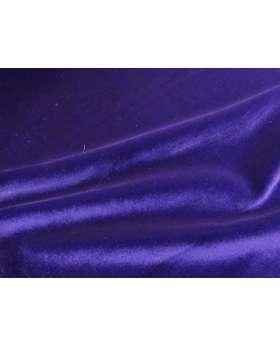 2way Stretch Velvet- Purple