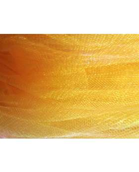 Metallic Net- Yellow