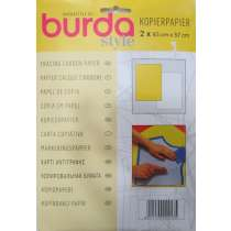 Burda Style Carbon Tracing Paper- Yellow/White