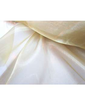 Glass Organza- Gold