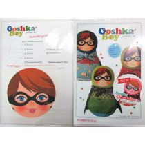 Super Ooshka Girl Pattern Kit