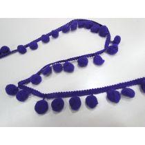 Pom Poms- Purple