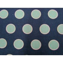 Mixologie Spots- Aqua on Navy