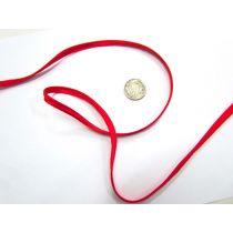 Mini Satin Bias Piping- Red
