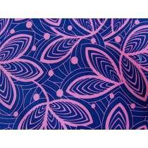 Violette- Leaf Lines- Rose