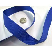 Grosgrain Ribbon 22mm- Royal Blue