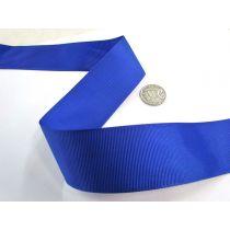 Grosgrain Ribbon 38mm- Royal Blue