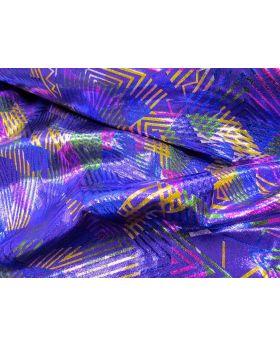 Linear Fog Finish- Violet