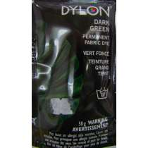 Dylon 50g- Dark Green
