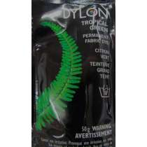 Dylon 50g- Tropical Green
