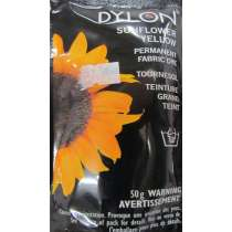 Dylon 50g- Sunflower Yellow