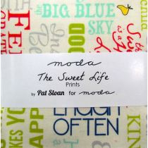 Moda The Sweet Life Charm Pack