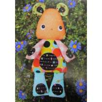 Melly & Me Toy Pattern- Binky