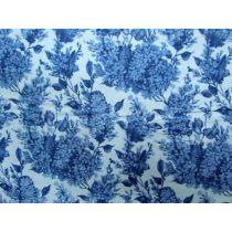 Indigo Flora #02- Powder Blue