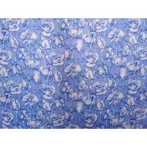Indigo Flora #01- Sky Blue