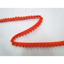 Mini Pom Poms- Orange