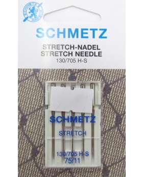 Schmetz Stretch Needles- 75/11