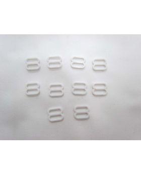 Metal Lingerie Strap Hooks RW069- 10 for $3