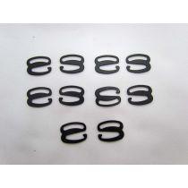 Metal Lingerie Strap Hooks RW071- 10 for $3