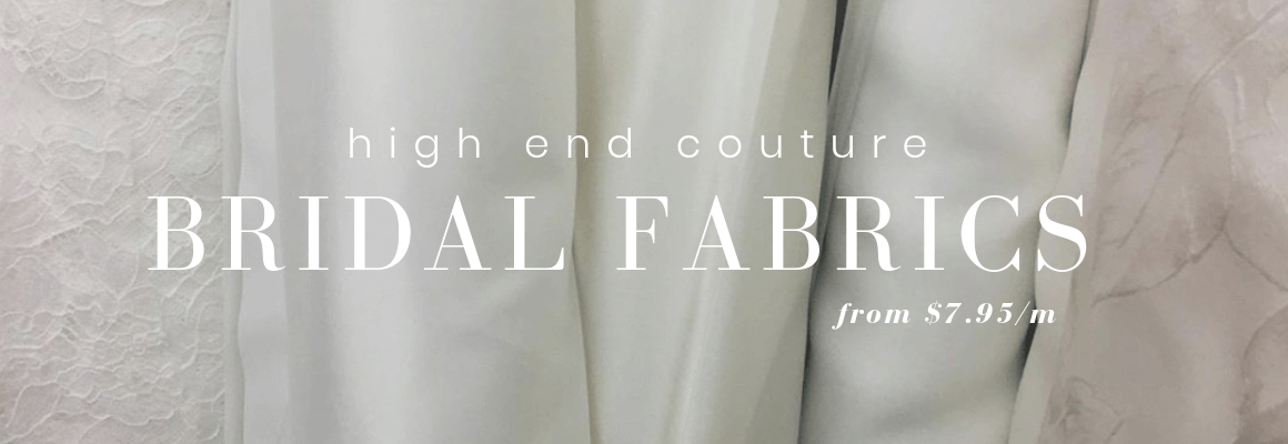 Bridal Couture Fabrics