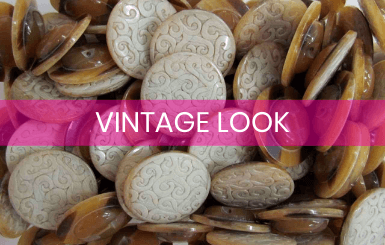 Vintage Look Buttons