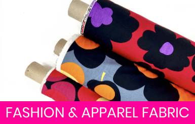 Fabrics for Fashion & Apparel Online