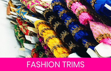 Fashion Trims, Ribbons & Trimmings Online