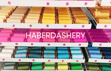 Haberdashery & Dressmaking Supplies Online