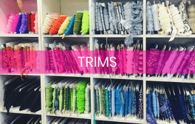 Fashion Trims, Ribbons & Trimmings Online